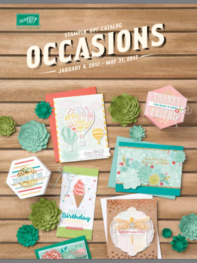 Occasions Catalog Cover