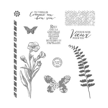 Butterfly Basics Stamp Set
