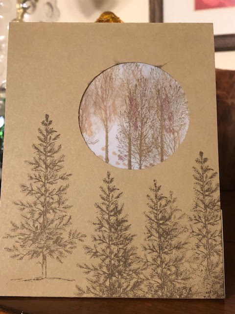 Luminaria Card-two sided-Soft S-back